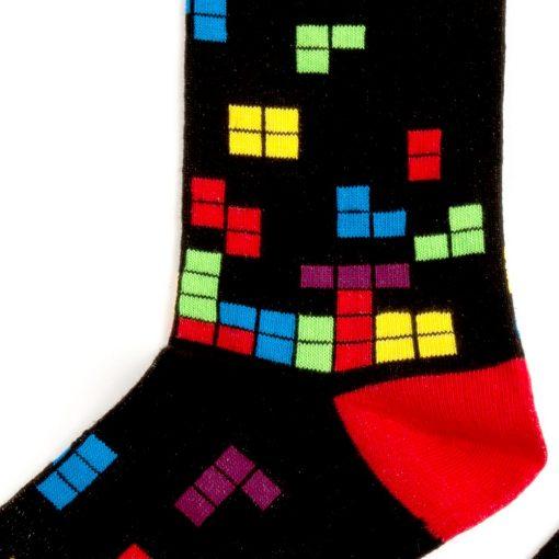 sosete model tetris